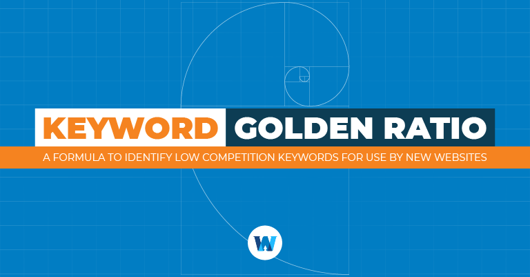 keyword golden ratio