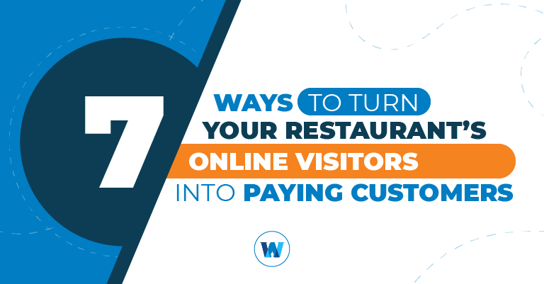 turn online visitors into paying customers