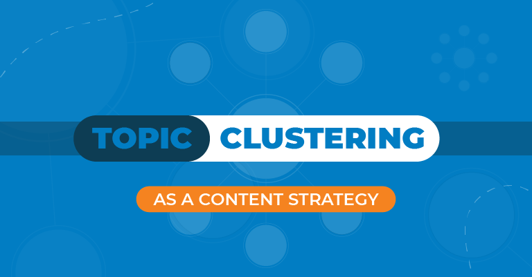what are topic clusters