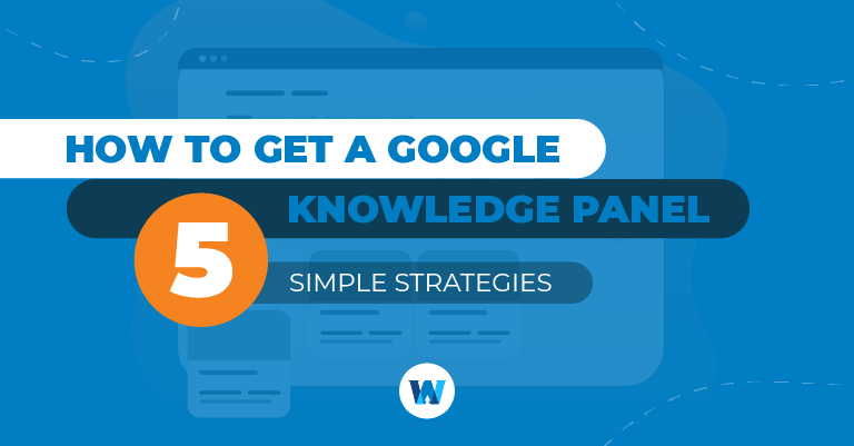 how to get a google knowledge panel