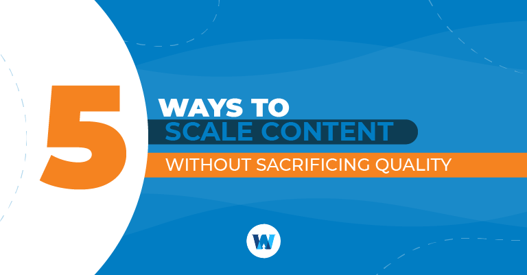 scale content creation